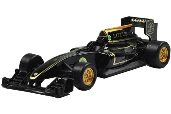 Kids 1:36 Scale Green / Black Welly Diecast Lotus T125 Toy