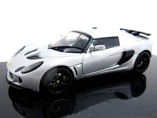 Red / Yellow / Blue / Silver 1:43 Diecast Lotus Exige Model