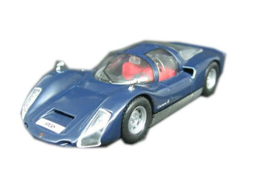Kids 1:43 Scale White / Blue Die-Cast Porsche 906 Toy