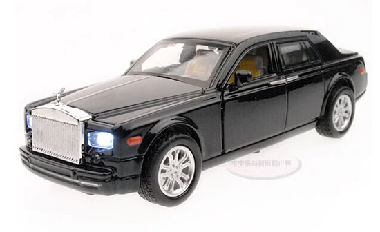 Golden /White / Red /Black 1:32 Diecast Rolls-Royce Phantom Toy