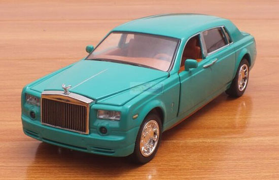 Kids Green / Red /Blue 1:32 Diecast Rolls-Royce New Phantom Toy