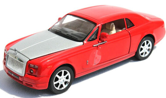 Kids White / Black /Red /Blue 1:32 Scale Rolls-Royce Phantom Toy