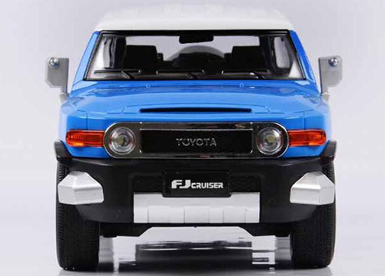Kids 1:12 Large Scale Red / Blue / Yellow R/C Toyota FJ Cruiser