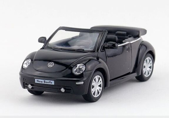 1:32 Red / Black / Silver / Creamy White Cabrio VW New Beetle